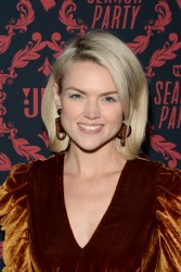 "Erin Richards -              ""Search Party"" Season 2 Premiere New York City November 8th 2017."