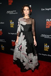 Mary Elizabeth Winstead - All About Nina Premiere at LA Film Festival 9/23/18