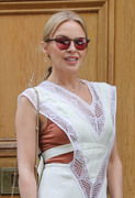Kylie Minogue -                    Abbey Road Studios London July 23rd 2018.