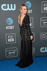 Kaley Cuoco - 24th Annual Critics' Choice Awards in Santa Monica 1/13/19