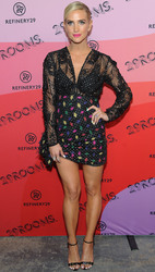 Ashlee Simpson - Refinery29's 29Rooms Opening Night in NYC 9/5/18