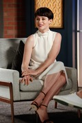Claire Foy    -              Variety Actors on Actors Presented by Shutterstock Los Angeles April 28th 2018.