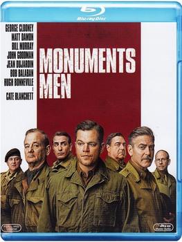 Monuments Men (2014) .mkv HD 720p HEVC x265 DTS ITA AC3 ENG