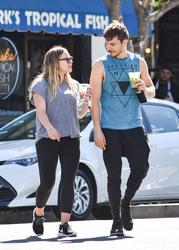 Hilary Duff - Out in LA 7/23/18