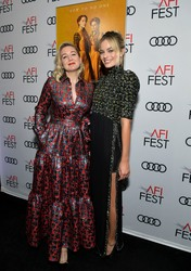 "Margot Robbie - ""'Mary Queen Of Scots' screening during AFI FEST 2018 in Hollywood 11/15/18"