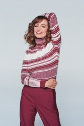 Ahna O'Reilly -                           Women's Wear Daily January 5th 2018.