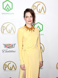 Emma Stone - 30th Annual Producer's Guild Awards in Beverly Hills 1/19/19
