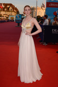 Elle Fanning - 'Galveston' Premiere during the 44th Deauville American Film Festival 9/1/2018 90f573962469964