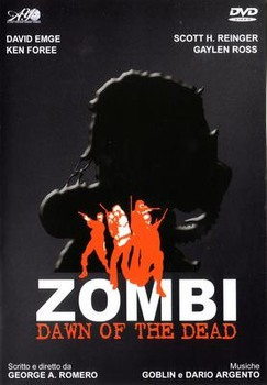 Zombi - Dawn of the dead (Box collection) (1978) 4xDVD9 COPIA 1:1 ITA ENG