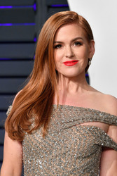 Isla Fisher - *adds*2019 Vanity Fair Oscar Party 2/24/19