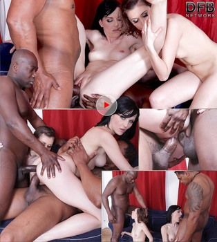 Anife de Paloma, Meggie P - Interracial Group Fuck For 2 Matures (2018) HD 720p