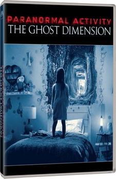 Paranormal Activity - La Dimensione Fantasma (2015) DVD9 Copia 1:1 iTA/ENG/GER/SPA