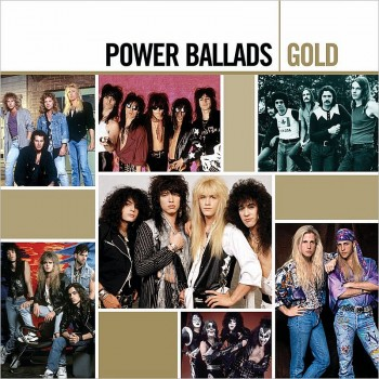 VA - Power Ballads Gold [2CD] (2005) .flac -957 Kbps
