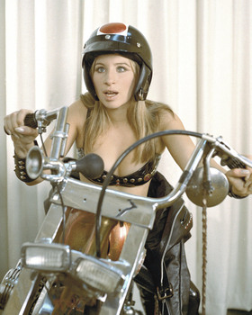 Barbra Streisand: Sexy Biker Chick: HQ x 1