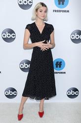 Maia Mitchell - Disney ABC TCA Winter Press Tour 2019 in LA 2/5/19