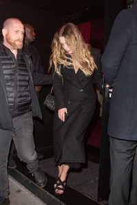 Ashley Benson - Out in Paris 2/25/19