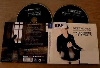 Alexandre Tharaud - Beethoven Sonatas Opus 109, 110, 111 (2018) .mp3 -225 Kbps