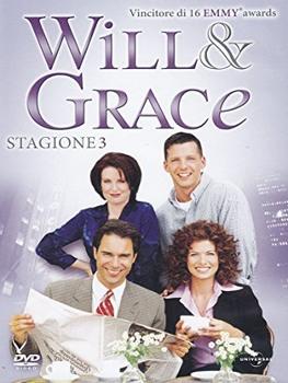 Will & Grace - Terza stagione (1998-1999) 4 DVD9 COPIA 1:1 ITA ENG