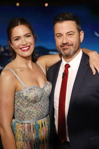 Mandy Moore -                    ''Jimmy Kimmel Live'' Hollywood July 24th 2018.