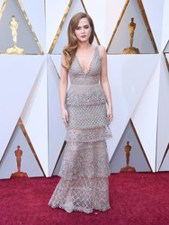 Zoey Deutch - 90th Annual Academy Awards 3/4/18