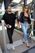 Heidi Klum -                 Nice Cote d'Azur International Airport May 16th 2018.