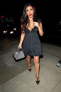 Kim Kardashian - At Sugar Club in LA | May 15, 2007