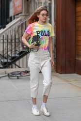 Gigi Hadid - Out in NYC 3/30/19