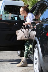 Irina Shayk - Out in West Hollywood 1/4/19