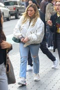 Hilary Duff -               New York City April 30th 2019.