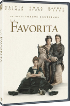 La favorita (2018) DVD9 Copia 1:1 ITA ENG GER SPA FRA