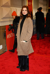 Anne Hathaway - Opening Night Of ''To Kill A Mocking Bird'' on Broadway in NYC 12/13/18