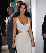 Kim Kardashian - Tiffany Blue Book Launch in NYC 10/9/18