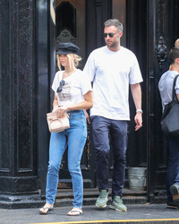 Jennifer Lawrence - Out in NYC 7/29/18