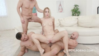 Blackened with Kira Thorn 3 BWC 3 BBC = Double Session Mostly DAP Balls Deep Big Gapes Swallow Facial GIO511 (2018) 1080p