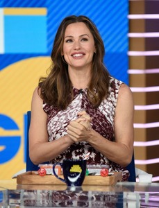 Jennifer Garner -         ''Good Morning America'' New York City April 12th 2019.