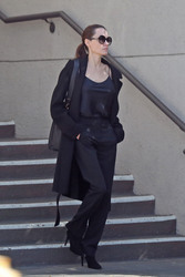 Angelina Jolie - Out in LA 2/13/18