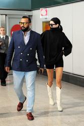Kendall Jenner - Milan-Malpensa Airport 6/15/18