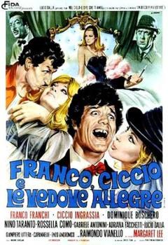 Franco, Ciccio e le vedove allegre (1968) DVD5 Copia 1:1 ITA