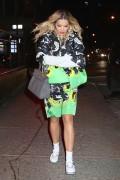 Rita Ora -                 New York City January 31st 2018.