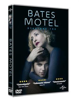 Bates Motel - Stagione 3 (2014) 3xDVD9 COPIA 1:1 ITA-ENG