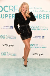 Christie Brinkley - The Ovarian Cancer Research Fund Alliance Event in NYC 9/27/18