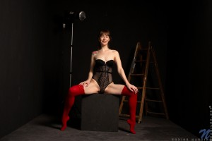 Denise Martin - Red Rose    02/26/19