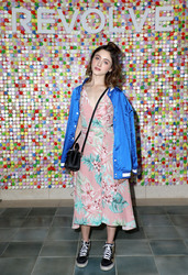 Natalia Dyer - #REVOLVEfestival Day 1 in Palm Springs 4/14/18
