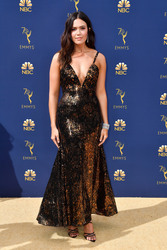 Mandy Moore - 70th Emmy Awards in LA 9/17/18
