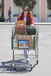 Sofia Richie - Shopping at Ralph's in Calabasas 4/20/18