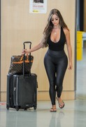 Demi Rose Mawby - Arriving in Ibiza 8/7/18