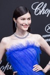 Sui He  -                      Chopard Secret Night Party Cannes May 11th 2018.