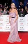 Holly Willoughby at the National Television Awards 2019 in London 1/22/19