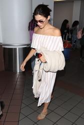 Jenna Dewan - At LAX Airport 8/8/18