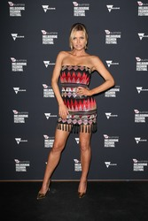 Sophie Monk - VAMFF 2018 Virgin Australila Grand Showcase 3/8/18